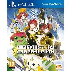 Digimon Story: Cyber Sleuth...