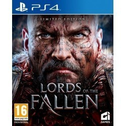 Lords of the Fallen PL PS4...