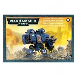 Space Marine Ironclad...
