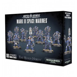 Mark III Space Marines