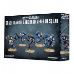 Space Marine Vanguard...