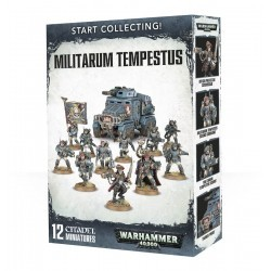 Start Collecting! Militarum...