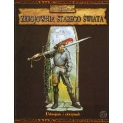 Warhammer RPG: Zbrojownia...