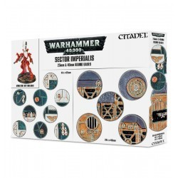 Sector Imperialis 25 & 40mm...