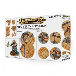 Shattered Dominion 40 &...