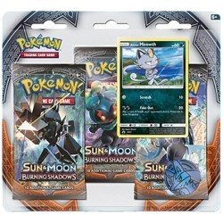 Pokemon TCG: S&M 3 Burning...