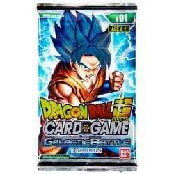 Dragon Ball SCG: Galactic...