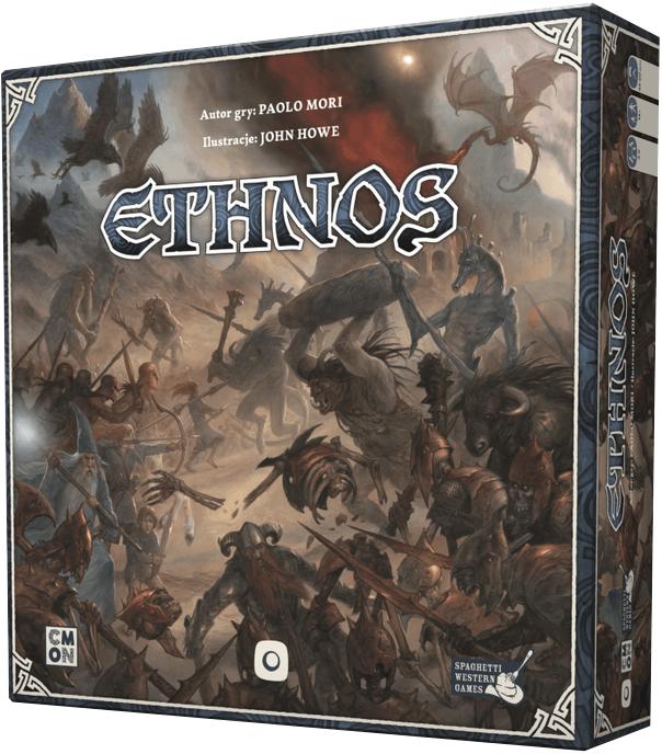 Ethnos (uszkodzone opakowanie)