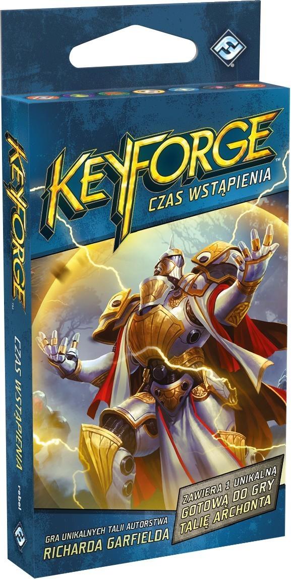 KeyForge: Czas Wstąpienia - Talia Archonta (przedsprzedaż)