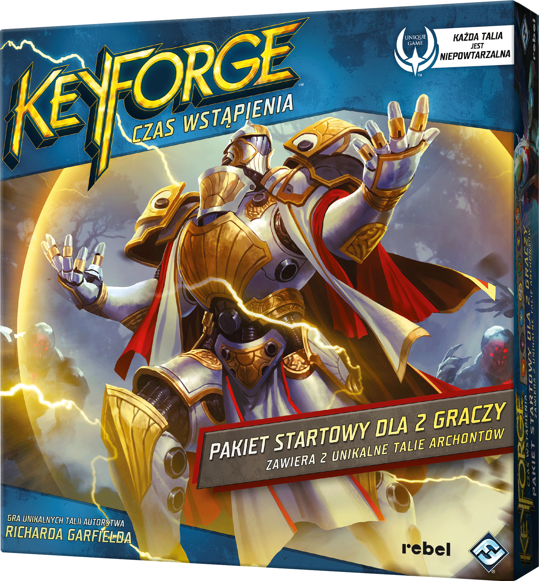KeyForge: Czas Wstąpienia - Pakiet startowy (przedsprzedaż)