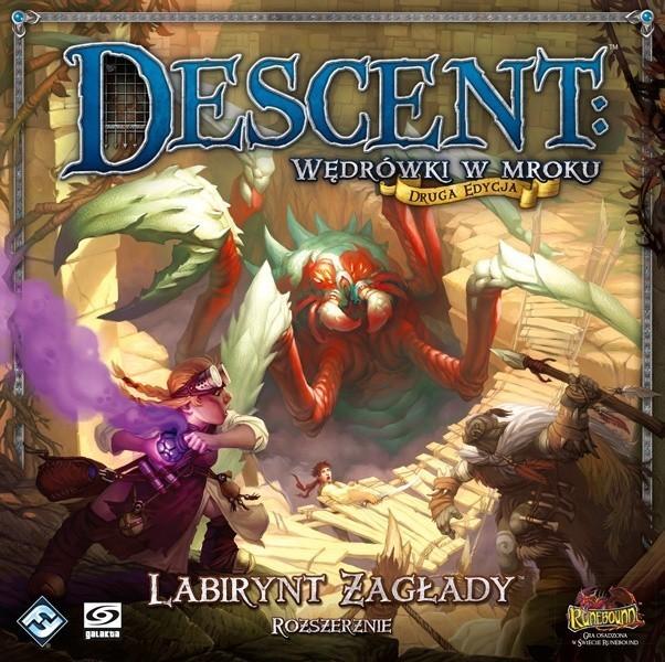 Descent - Labirynt Zagłady
