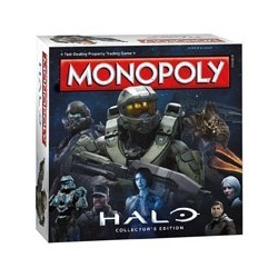 Monopoly Halo Collector's...