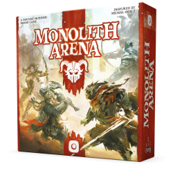 Monolith Arena (ENG)