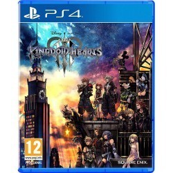 Kingdom Hearts III PS4 używana