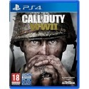 Call Of Duty WWII ANG PS4 używana