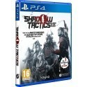 Shadow Tactics Blades of the Shogun PS4 używana
