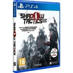 Shadow Tactics Blades of...