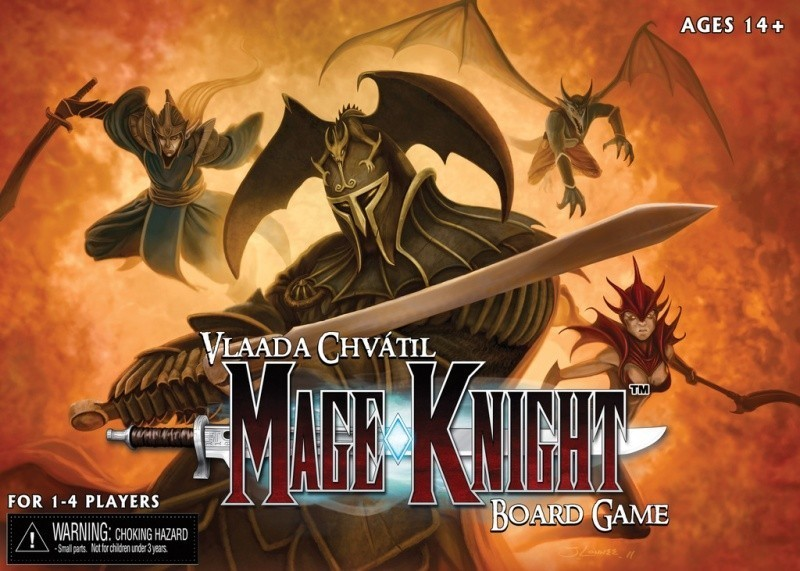 Mage Knight Ultimate Edition (ENG)