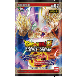 Dragon Ball SCG: World...