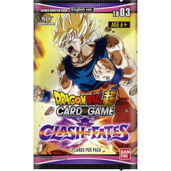 Dragon Ball SCG: TB03 Clash...