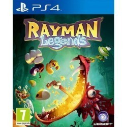 Rayman Legends PL PS4