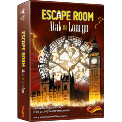 Escape Room Atak na Londyn