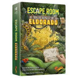 Escape Room Tajemnica Eldorado