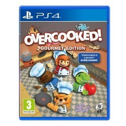Overcooked PS4 Gourmet Edition