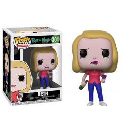 POP! Rikck & Morty - Beth...