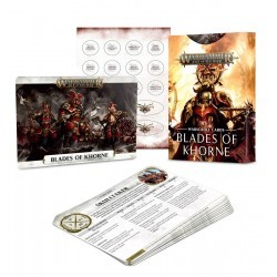 Warscroll Cards: Blades of...