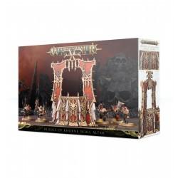 Blades of Khrone Skull Altar