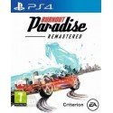 Burnout Paradise Remastered PS4 używana