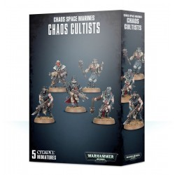 Chaos Space Marine Cultists