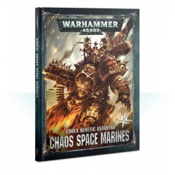 Codex: Chaos Space Marine...