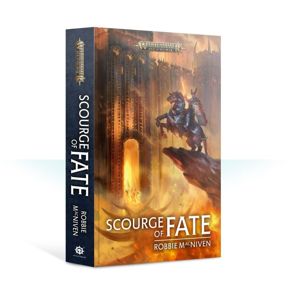 Scourge of Fate (HB)