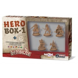 Zombicide: Hero Box