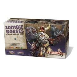 Zombicide: Zombie Bosses...