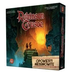 Robinson Crusoe Opowieści...