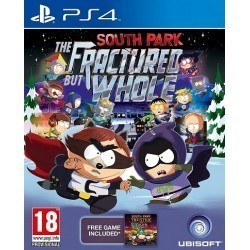 South Park The Fractured...