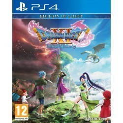 Dragon Quest XI: Echoes of...