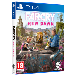 Far Cry New Dawn PS4 używana