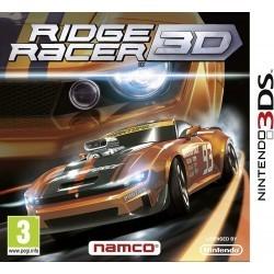 Ridge Racer 3D używana