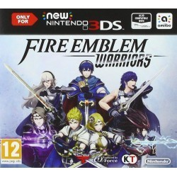 Fire Emblem Warriors New3DS