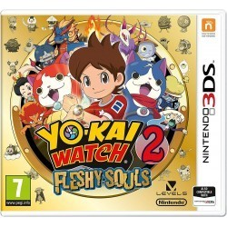 Yo-kai Watch 2 Fleshy Souls...