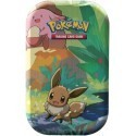 Pokemon TCG: Kanto Friends Mini Tin - Eevee