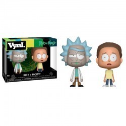 POP! Rikck & Morty - Rick +...