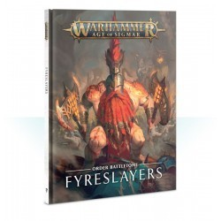 Battletome: Fyreslayers...