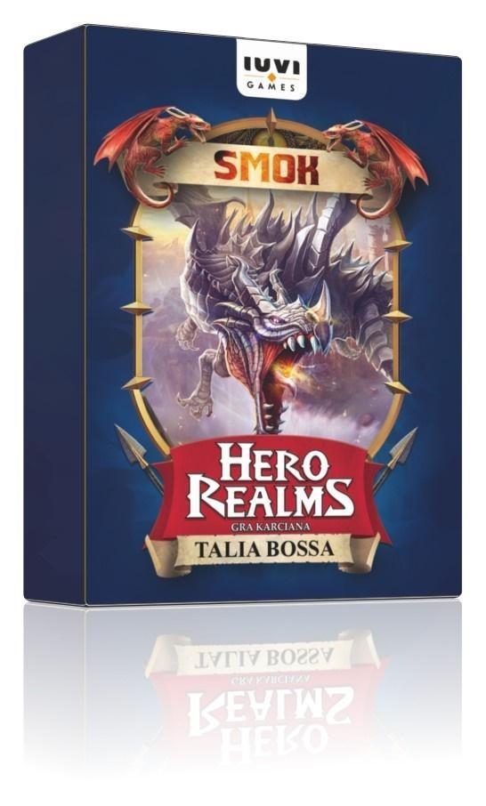 Hero Realms Talia Bossa - Smok