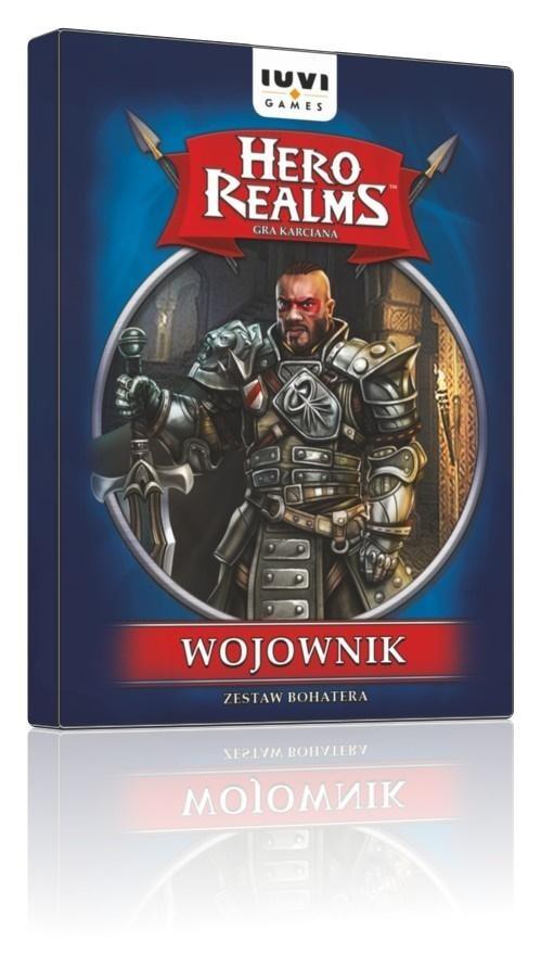 Hero Realms Zestaw Bohatera - Wojownik