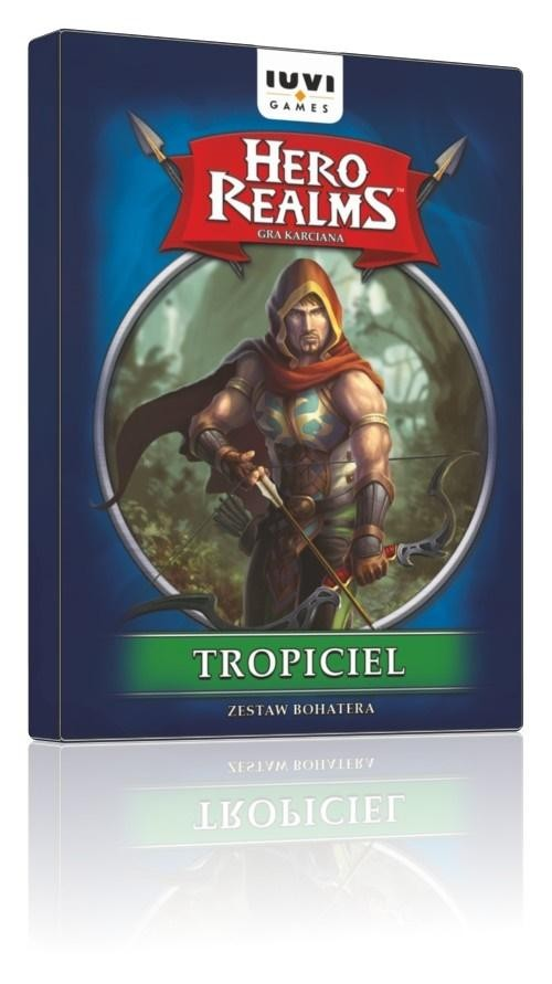 Hero Realms Zestaw Bohatera - Tropiciel